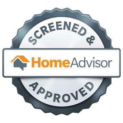 Home advisor screened logo